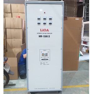 Ổn áp Lioa 150KVA 3 pha NM-150K II