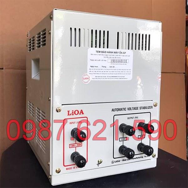 Ổn áp Lioa 5KVA SH-5000 II 3
