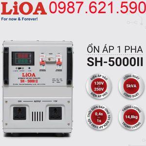 Ổn áp LiOA SH-5000II