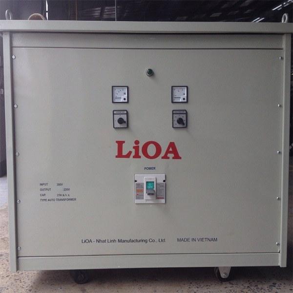 Máy biến áp 250KVA LiOA