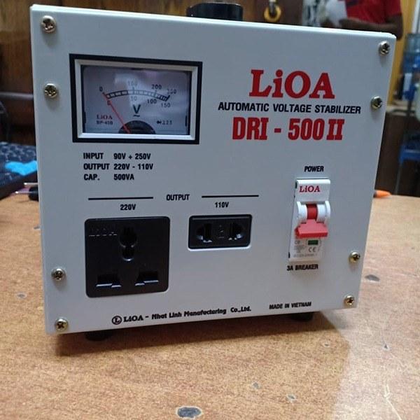 Ổn áp LiOA 0,5KVA DRI-500 II