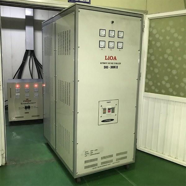 Ổn áp LiOA 300KVA 3 pha SH3-300K II
