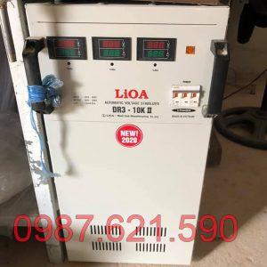 Ổn áp LiOA 10KVA 3 pha DR3-10K II