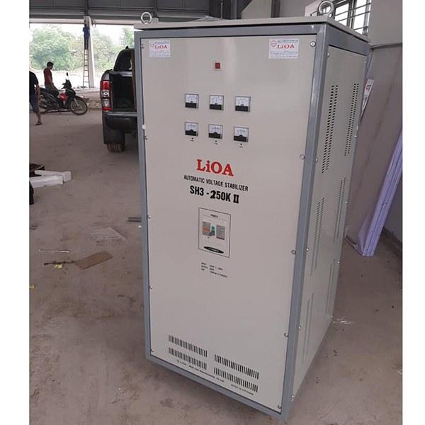 Ổn áp LiOA 250KVA 3 pha SH3-250K II