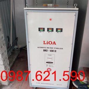 Ổn áp LiOA 45KVA 3 Pha DR3-45K II