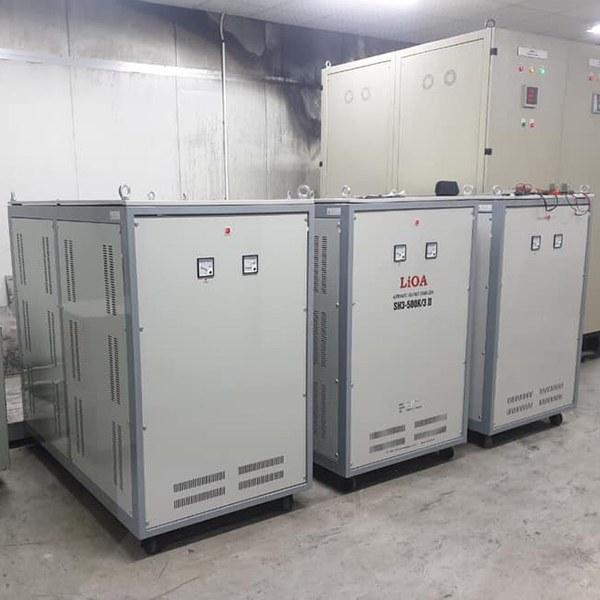 Ổn áp LiOA 500KVA 3 pha SH3-500K/3II