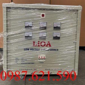Biến áp cách ly 10KVA 3 pha LiOA