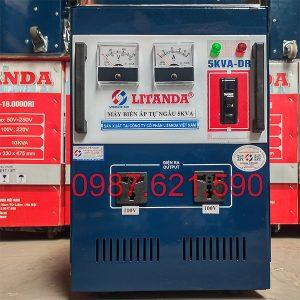 Bộ đổi nguồn 220V sang 110V 5KVA