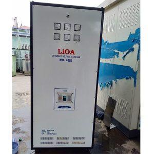 Ổn áp Lioa 400KVA 3 pha NM-400K II