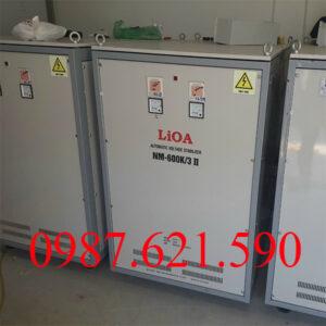 Ổn áp LiOA 600KVA 3 pha NM-600K/3 II