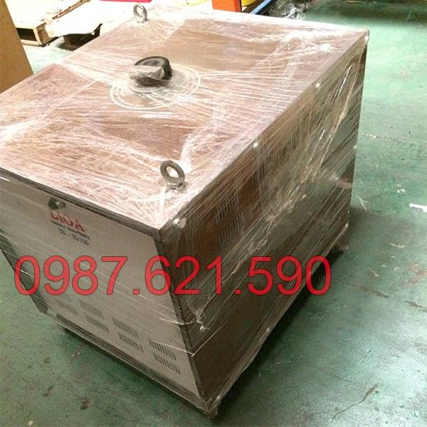 Biến áp vô cấp 1 pha LiOA SD-25500
