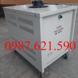 Biến áp vô cấp 1 pha LiOA SD-2575