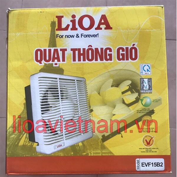 Quạt thông gió LiOA EVF15B2 2