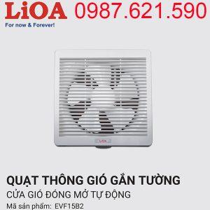 Quạt thông gió LiOA EVF15B2