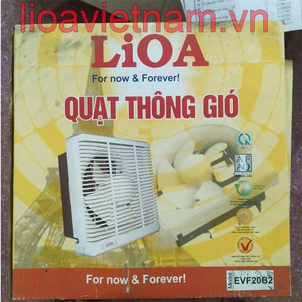 Quạt thông gió LiOA EVF20B2 2