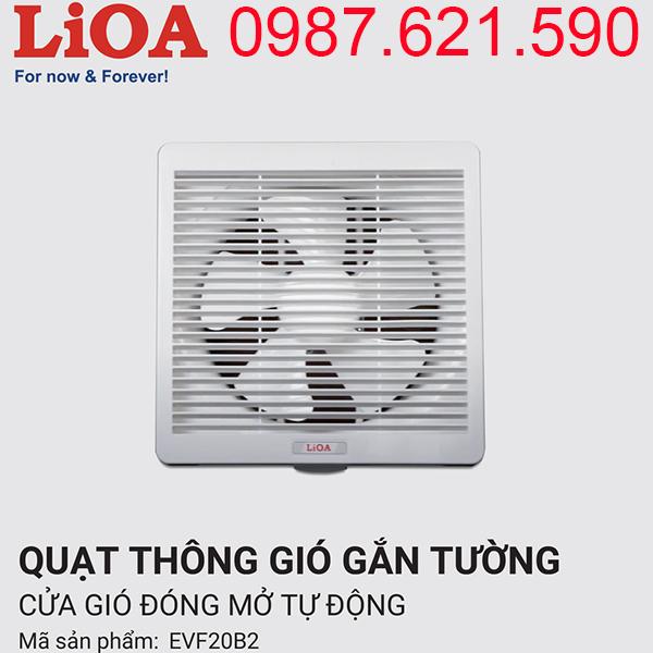 Quạt thông gió LiOA EVF20B2