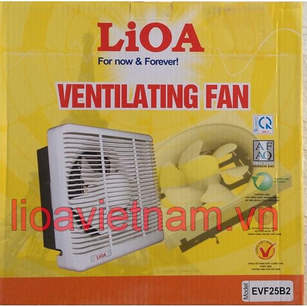 Quạt thông gió LiOA EVF25B2 2