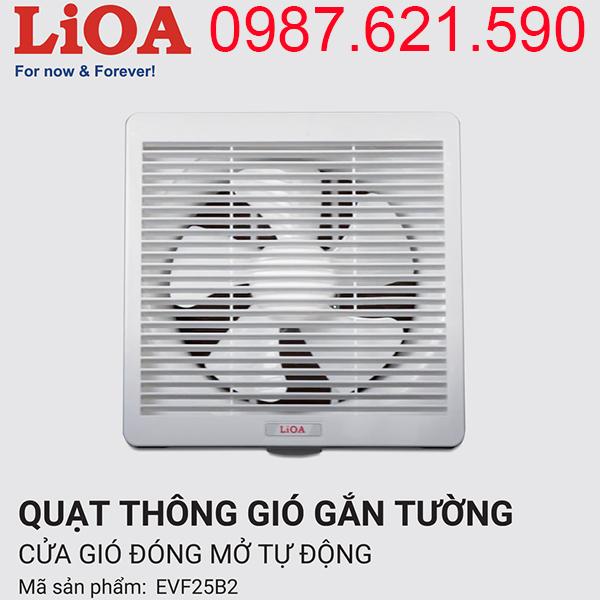 Quạt thông gió LiOA EVF25B2