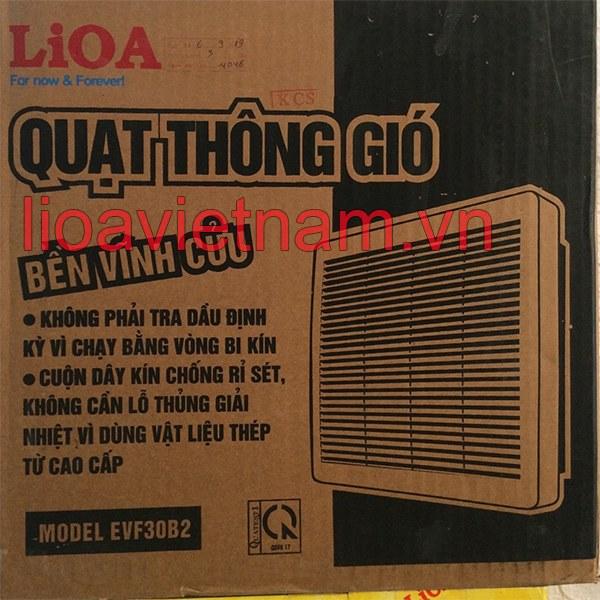 Quạt thông gió LiOA EVF30B2 2