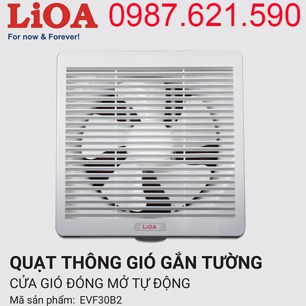 Quạt thông gió LiOA EVF30B2