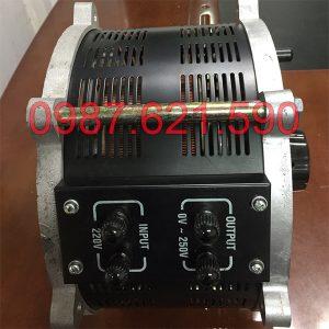 Biến áp vô cấp 1 pha LiOA SD-2525