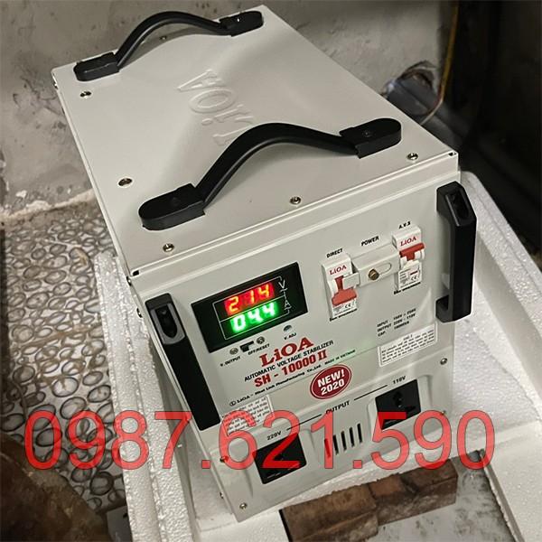 Ổn áp LiOA 10KVA Điện Máy Xanh 2