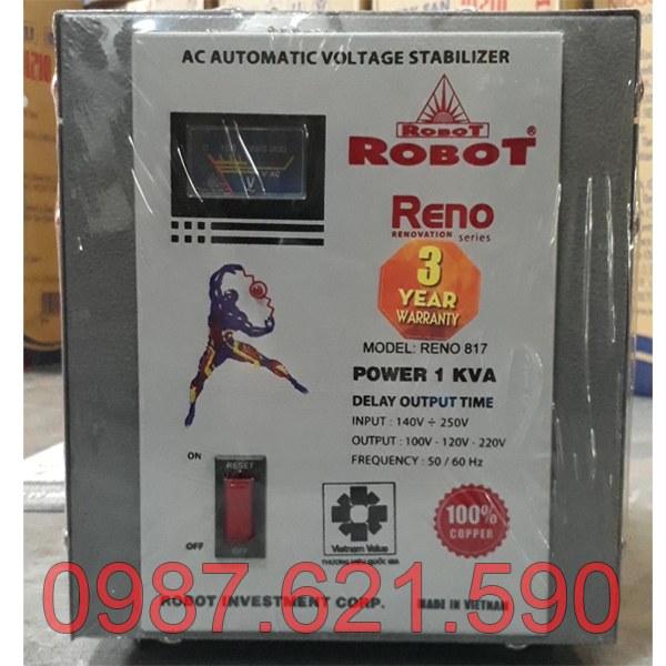 Ổn áp ROBOT 1KVA RE1K140-250