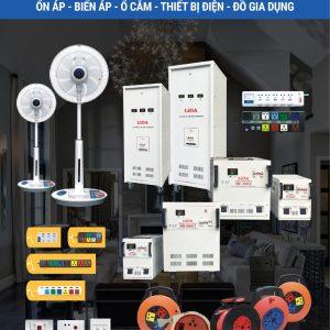 Bảng giá thiết bị điện LiOA