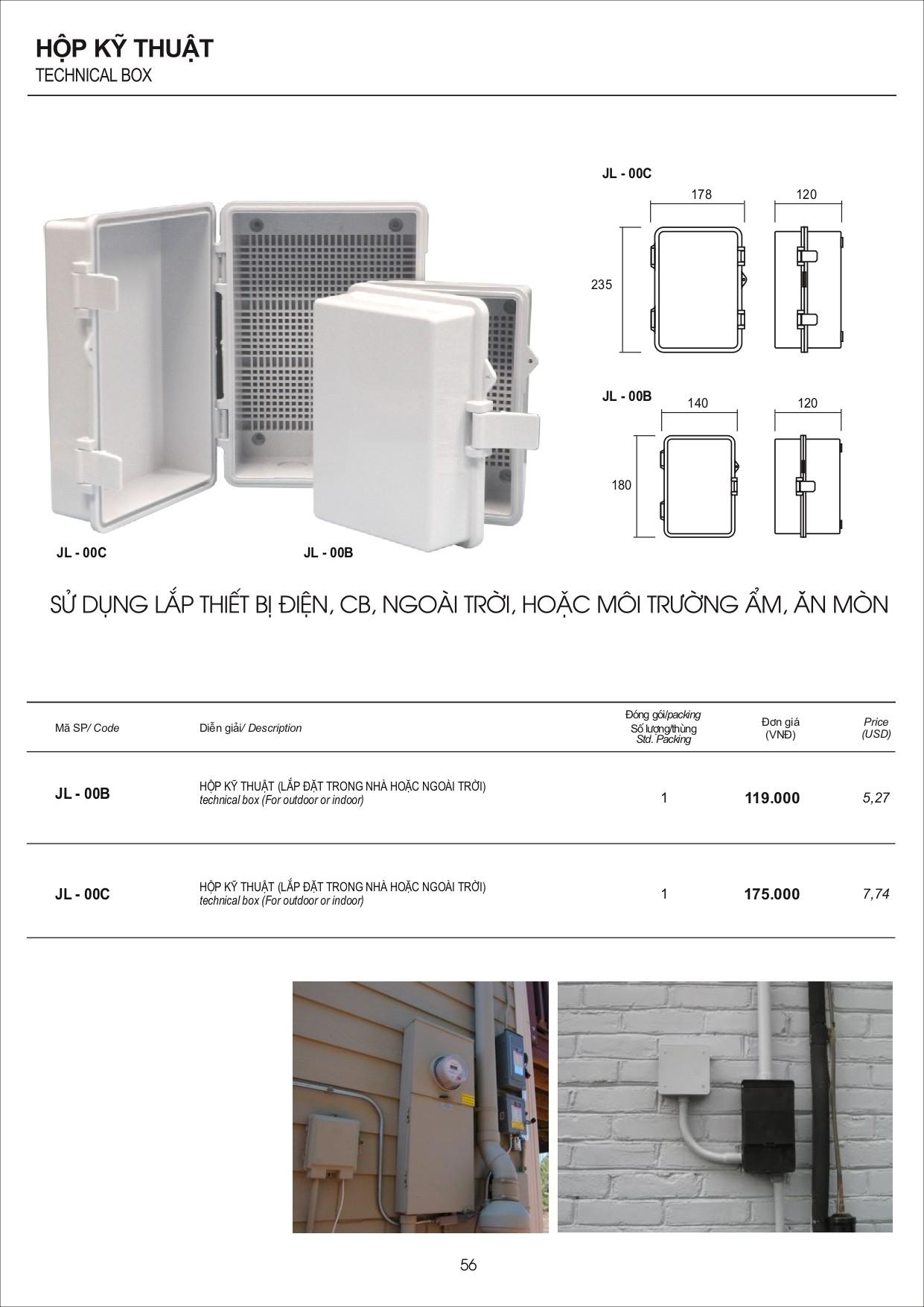 Bang gia LiOA page 0056