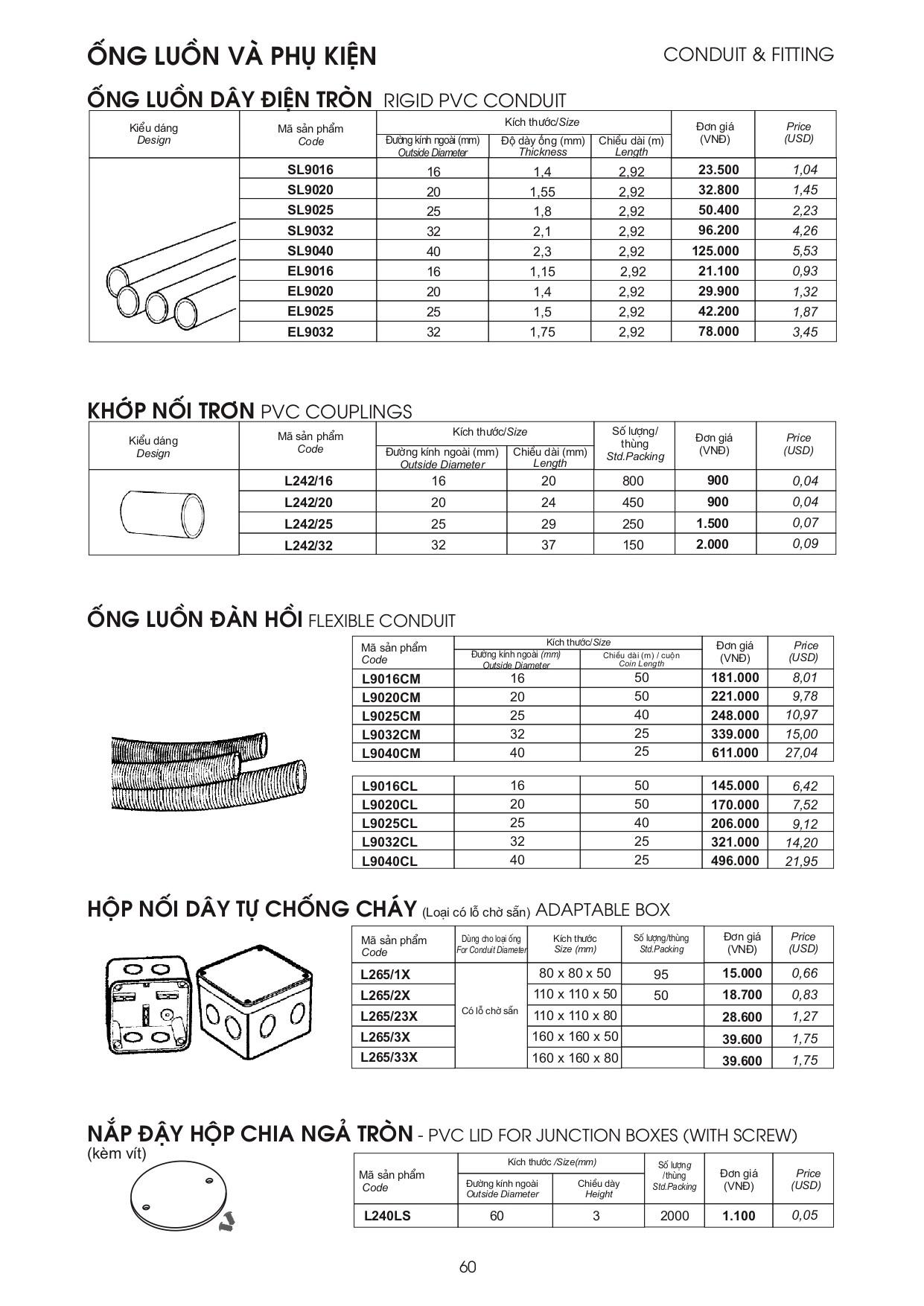 Bang gia LiOA page 0060